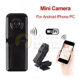 Mini Wifi IP Wireless CCTV Surveillance Camera Camcorder For Android iPhone